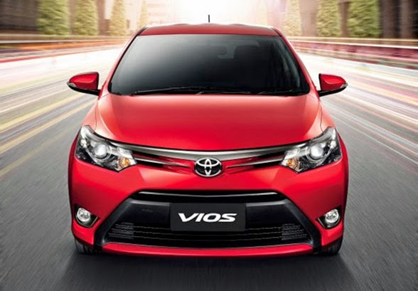 Toyota Vios 2015 mẫu xe cho đô thị 1