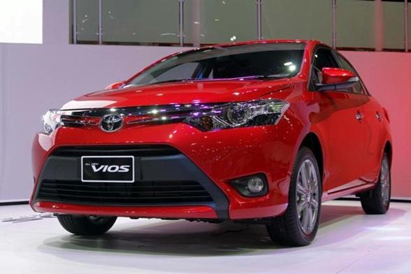 Toyota Vios 2015 mẫu xe cho đô thị 2