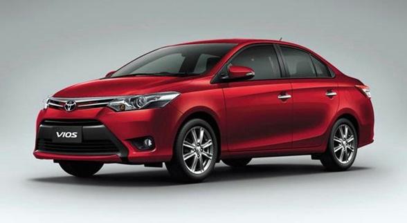Toyota Vios 2015 mẫu xe cho đô thị 3