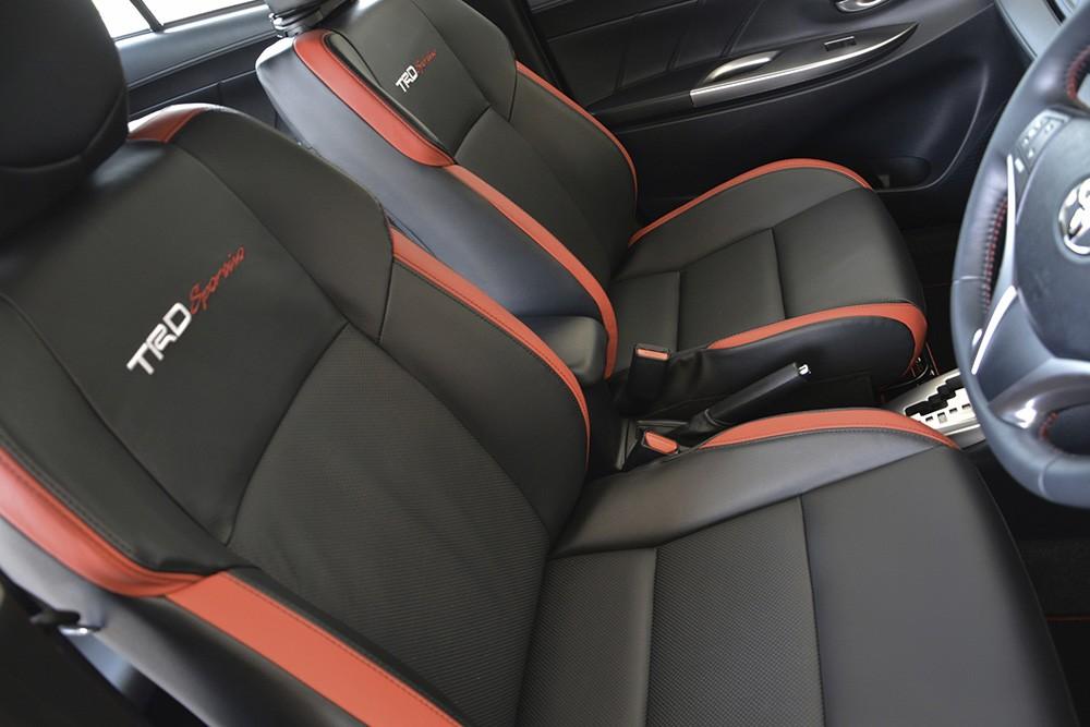 Toyota Vios phiên bản TRD Sportivo hình ảnh sắc nét 10