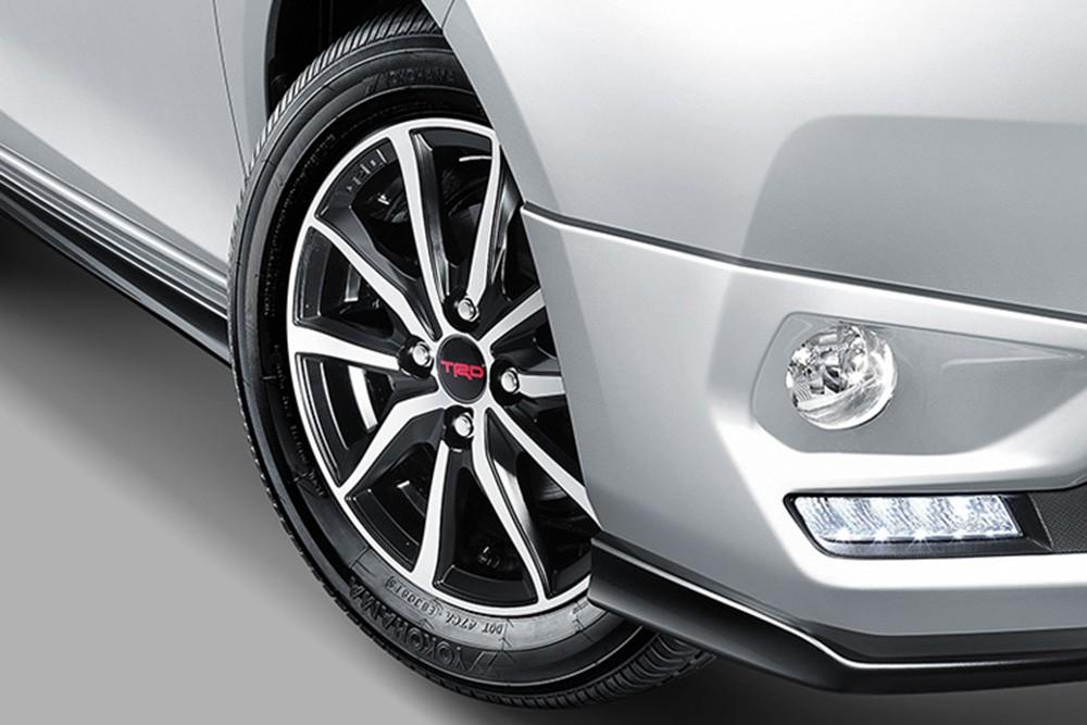 Toyota Vios phiên bản TRD Sportivo hình ảnh sắc nét 3