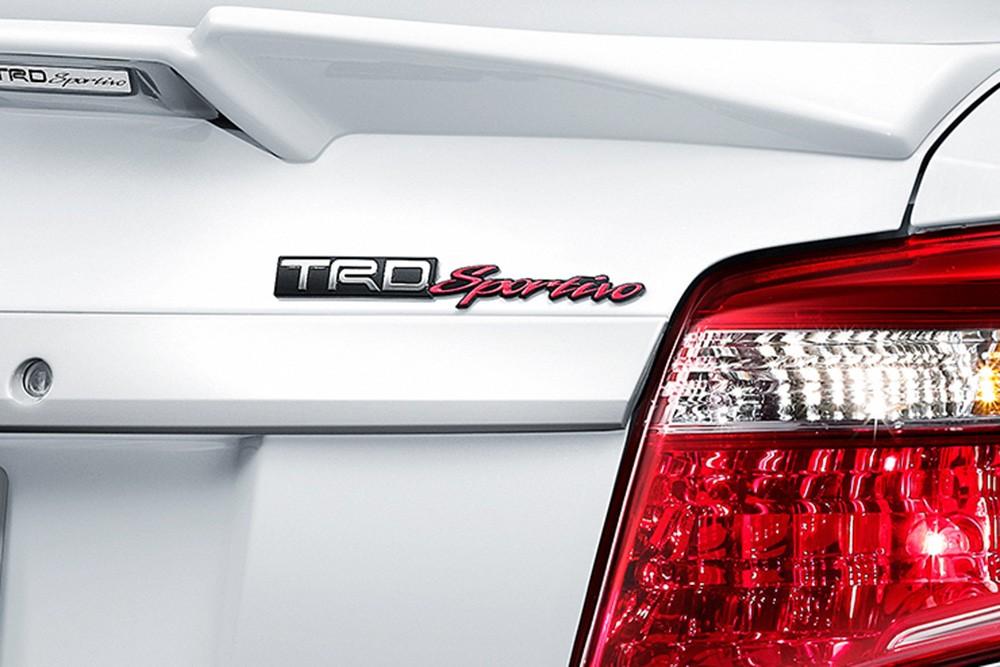 Toyota Vios phiên bản TRD Sportivo hình ảnh sắc nét 5