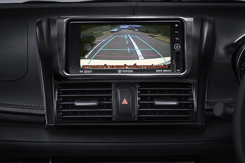 Toyota Vios phiên bản TRD Sportivo hình ảnh sắc nét 7