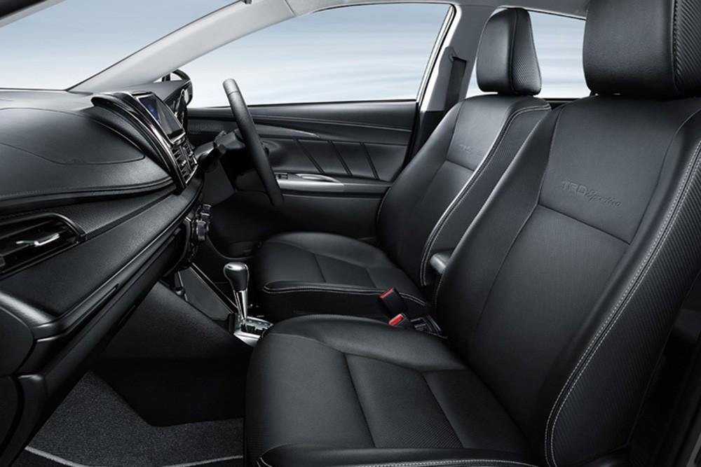 Toyota Vios phiên bản TRD Sportivo hình ảnh sắc nét 8
