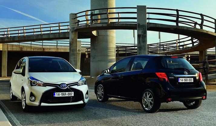 Toyota Yaris 2016 với những thay đổi mới lạ 1