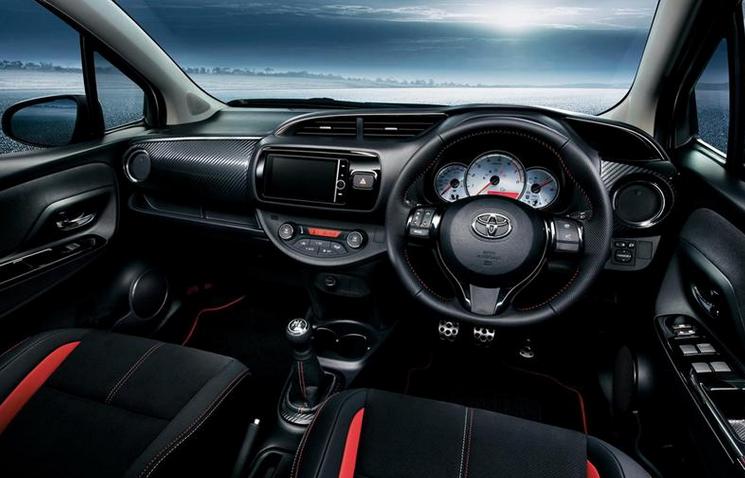 Toyota Yaris 2016 với những thay đổi mới lạ 2