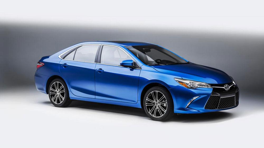 Những điểm mới trên Toyota Camry Special Edition 1