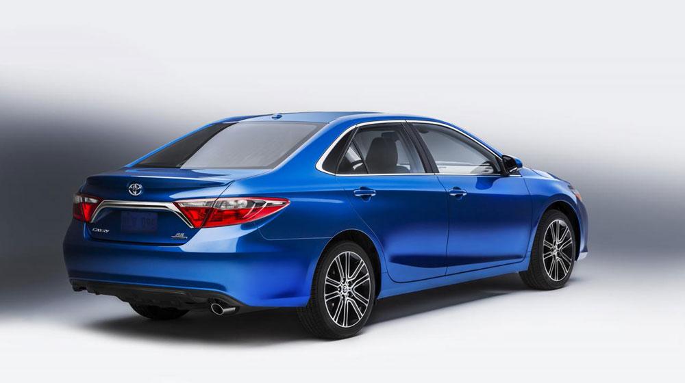 Những điểm mới trên Toyota Camry Special Edition 2
