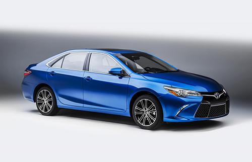 Toyota Camry phiên bản đặc biệt đầy ấn tượng 1
