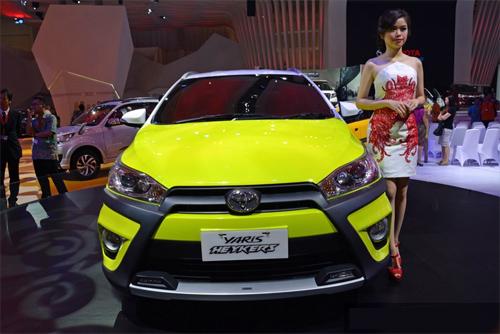 Hình ảnh Toyota Yaris mẫu Concept mới nhất 2