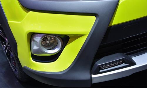 Hình ảnh Toyota Yaris mẫu Concept mới nhất 4