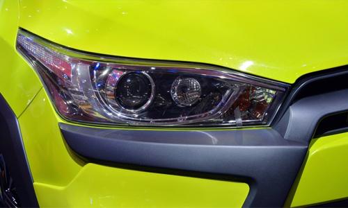 Hình ảnh Toyota Yaris mẫu Concept mới nhất 5