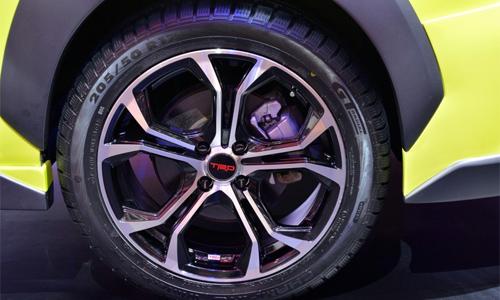 Hình ảnh Toyota Yaris mẫu Concept mới nhất 6