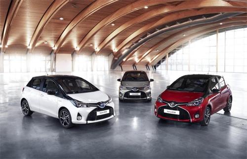 Nâng cấp mới cho Toyota Yaris 2016 1
