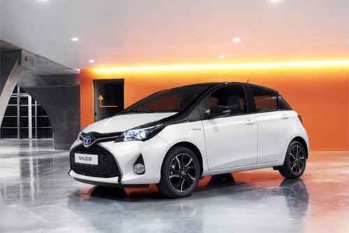 Nâng cấp mới cho Toyota Yaris 2016 4