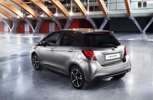 Nâng cấp mới cho Toyota Yaris 2016 5