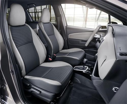 Nâng cấp mới cho Toyota Yaris 2016 8