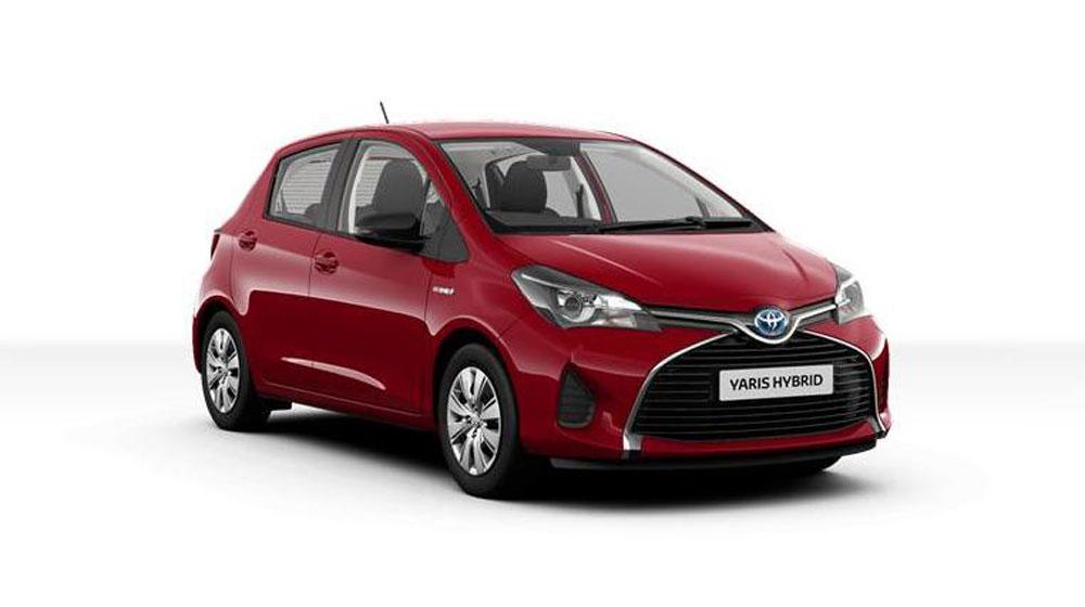 Toyota Yaris phiên bản Hybrid Active và Sport sắp ra mắt 1