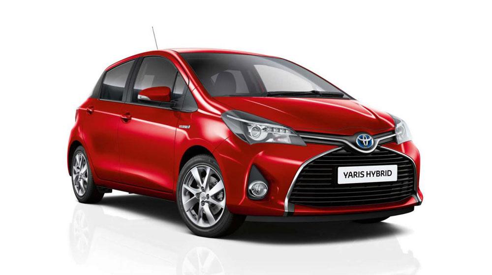 Toyota Yaris phiên bản Hybrid Active và Sport sắp ra mắt 2