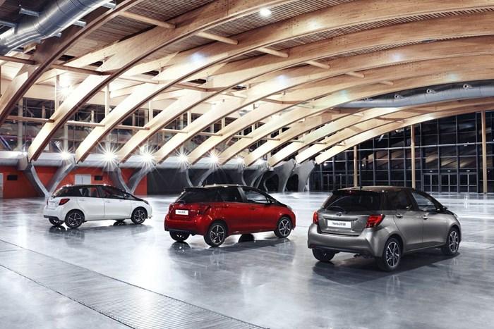 Thông tin đầu tiên về phiên bản mới Toyota Yaris 2016 10