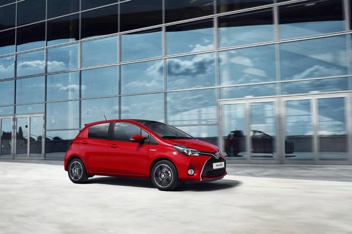 Thông tin đầu tiên về phiên bản mới Toyota Yaris 2016 2