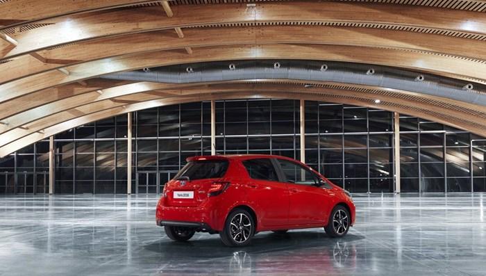 Thông tin đầu tiên về phiên bản mới Toyota Yaris 2016 3