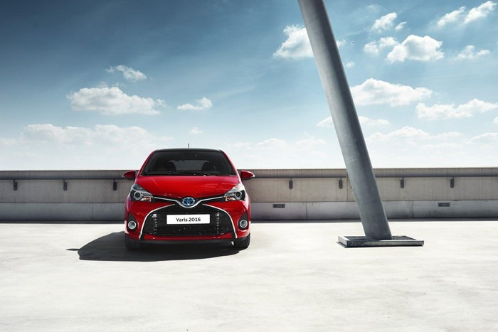 Thông tin đầu tiên về phiên bản mới Toyota Yaris 2016 4