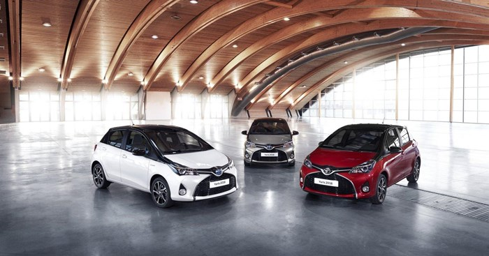 Thông tin đầu tiên về phiên bản mới Toyota Yaris 2016 9