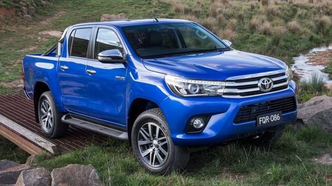 Toyota Hilux 2016 sắp về thị trường Việt Nam 3