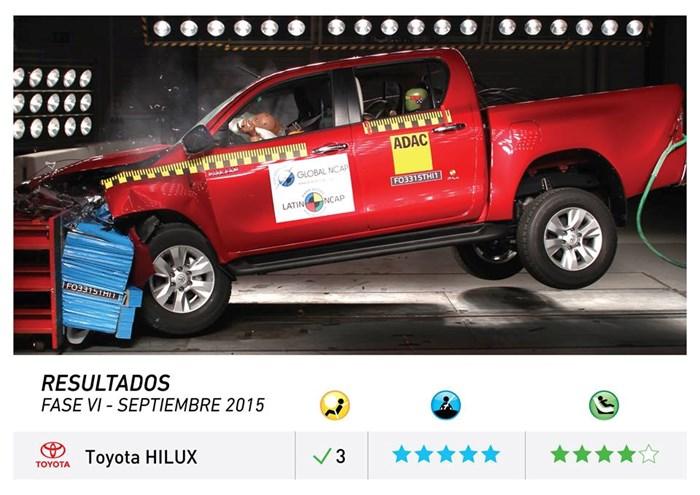 Toyota Hilux 2016 trên đường về Việt Nam 2