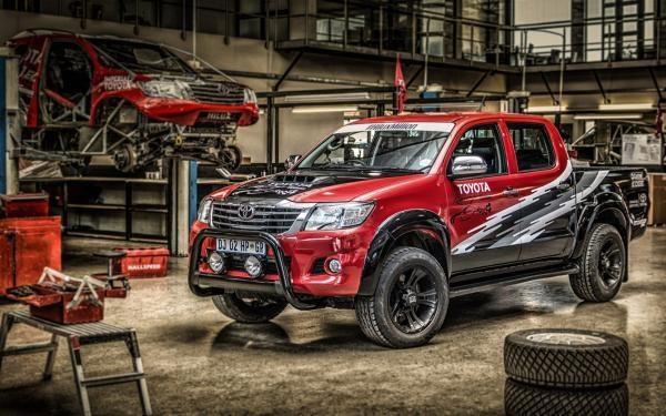 Toyota Hilux động cơ mới ra mắt có giá 72.150 USD 6