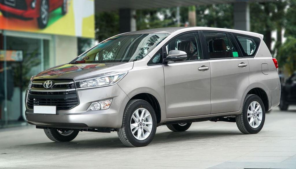 Ảnh thực tế xe Toyota Innova 2019 ra mắt tại VIệt Nam - Xe ...